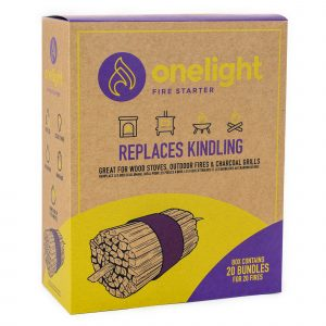 20 Pack One Light Fire Starters